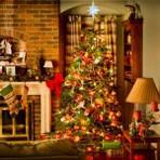 Dicas de lindas decorações natalinas