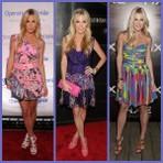 Lindos modelos de vestidos curtos estampados