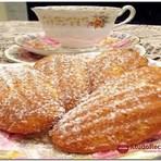 Receita Madeleine ( Cozinha Francesa)