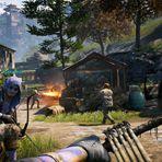 Far Cry 4 com modo multiplayer