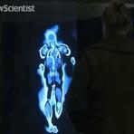 Ciência - Um espelho que mostra o interior do corpo humano?