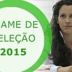 Cartão de inscrição do Exame de Seleção 2015 do IFRN, está disponível