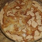 Blog da Estela: Torta de maçã fácil