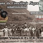 Consciência Negra na Casa de Cultura