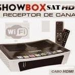 NOVA ATUALIZAÇÃO SHOWBOX SAT HD PLUS -18/11/2014