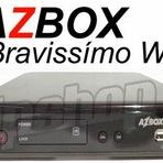 Softwares - ATUALIZAÇÃO AZBOX BRAVISSIMO WIFI RODANDO LISO COM INTERNET 18/11/2014