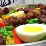 Paella Caipira | Receitas de Doces e Salgados - Dietas - Dicas de Cozinha - Brasil na Mesa