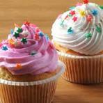 como fazer cupcake de baunilha