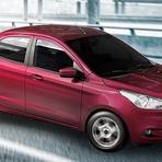 Ford Ka+ 1.0 2015 Chegará às Concessionárias Brasileiras no Final de Novembro