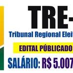 Edital - Concurso TRE-MG / Tribunal Regional Eleitoral de Minas Gerais