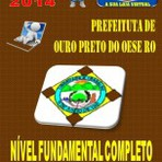 Apostila do Concurso Publico Prefeitura de Ouro Preto do Oeste RO Fundamental Completo 2014
