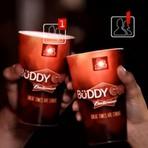 Adicionar amigos no Facebook com um brinde! Conheça o Buddy Cup.