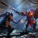 O jogo Lords of the Fallen cenários cheios de segredos para explorar: Bastante conteúdo
