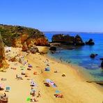Curiosidades - Praia da Dona Ana - Lagos - Distrito de Faro