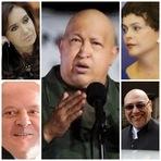 Política - Hugo Chavez Acusa EUA Por Câncer em Líderes Latino-Americanos