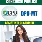 Concursos Públicos - Apostila Concurso DPU-MT 2015 - Assistente de Gabinete