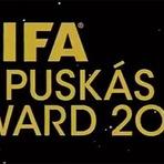 Os 10 gols escolhidos para o Prêmio Puskás 2013/2014 da FIFA