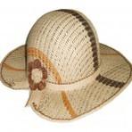 Chapéus de palha femininos