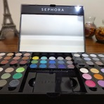 Testei: Paleta Smoky Studio 1 - Sephora