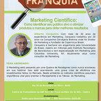 Marketing Científico é tema de palestra na ABF Rio