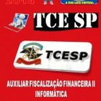 Apostila do Concurso Publico TCE SP Auxiliar de Fiscalizacao Financeira II Informatica 2014