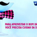 Novembro Azul - #movember - Mês de atenção e cuidado à saúde do homem