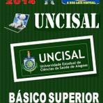 Apostila do Concurso Publico Uncisal Nivel Superior 2014