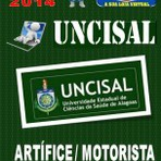 Apostila do Concurso Publico Uncisal Artifice Motorista 2014