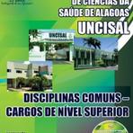 Apostila Concurso UNCISAL  DISCIPLINA COMUNS ? CARGOS DE NÍVEL SUPERIOR