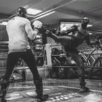 """Jones e Spider revelam """"treino fenomenal"""" na UFC Gym"""