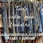 Pessoal -  C&A, Riachuelo, Lacoste, Zara e Renner