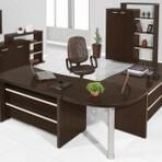 Modelos de mesas para escritório, ambiente sofisticado