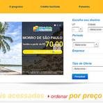 Site mostra pacotes promocionais para viajantes da 3ª idade