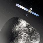 Espaço - Philae detectou moléculas orgânicas no cometa