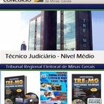 Apostila TRE/MG (Área Administrativa) Técnico Judiciário (BH) ESPECIFICA - Tribunal Regional Eleitoral de MINAS GERAIS