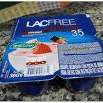 Iogurte Grego 35 Morango Lacfree