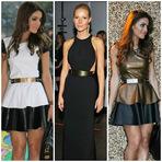 Mulher - Problema com a cinturinha? Conheça truques de roupas que afinam a cintura e pareça mais magra