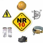 Segurança - NR 10 – Segurança Em Instalações E Serviços Em Eletricidade.