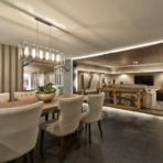 Iluminação complementa e valoriza a decoração