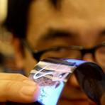 EM 2015 Samsung promete lançar smartphone dobrável! Veja as Imagens e o vídeo disponível! Incrível!