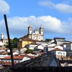 Turismo - Ouro Preto: uma vila sempre rica
