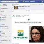 Envolvidos com escândalo da Petrobras brincando no Facebook!
