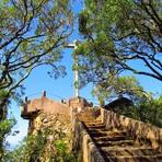 Curiosidades - Miradouro da Cruz Alta - Luso - Distrito de Aveiro - Portugal
