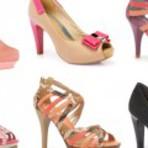 Diversos - Lindos modelos de sandálias ramarim, Coleção 2015