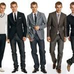 Diversos - Moda social masculina