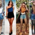 Diversos - Como usar shorts altos