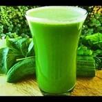 Receita de suco verde para emagrecer