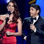 Jacqueline Bracamontes Apresenta pela Primeira Vez o Grammy Latino