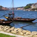 Um olhar siderado  vagando pela águas do Douro