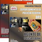 Concursos Públicos - Apostila Concurso Agente de Polícia Federal PF 2015